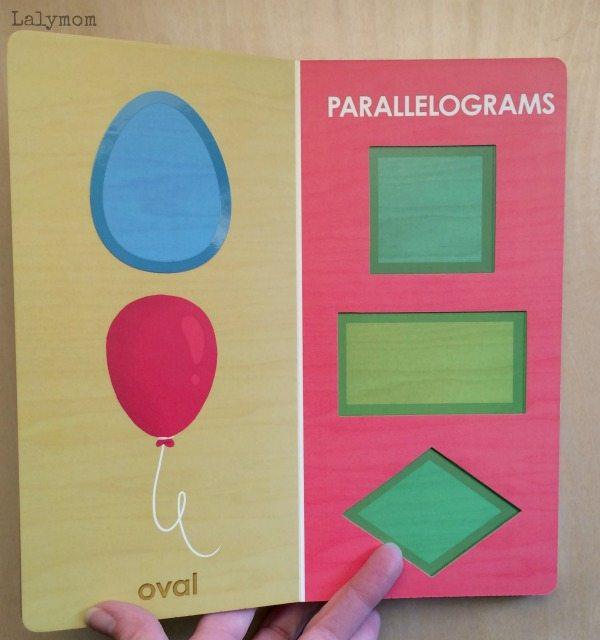 Montessori Shape Work Book for Kids - books review