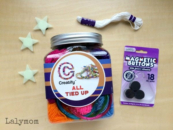 Ways to Teach Constellations to Kids- Star magnets