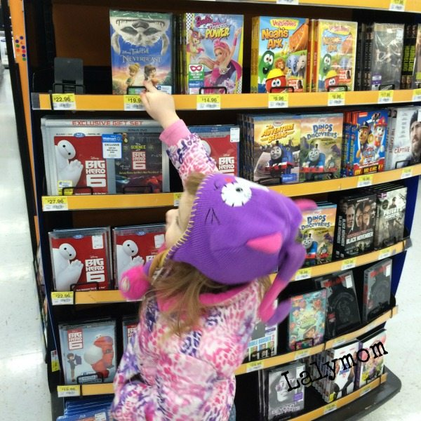 Tinker  Bell and the Legend of the NeverBeast on DVD at WalMart #Collectivebias #ad #TinkandNeverBeast