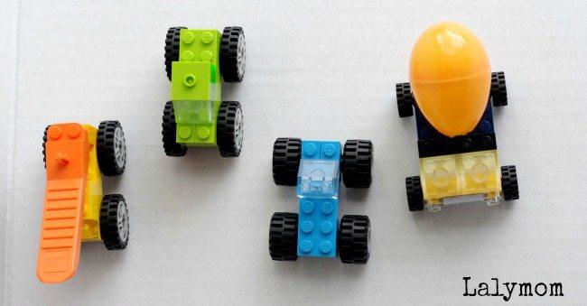 4 Simple LEGO Truck Building Ideas