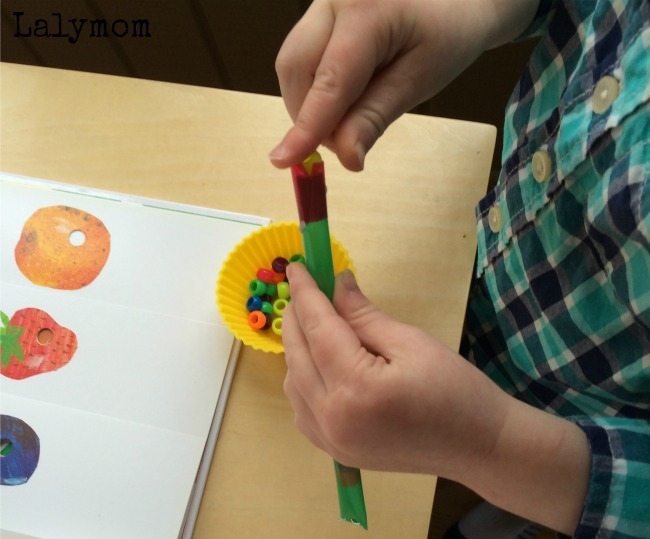 Eric Carle Month Book Activities (Plus Eric Carle App Review and Giveaway!)