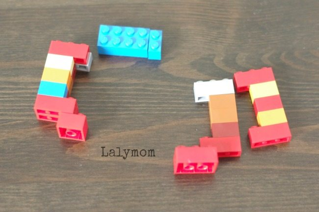 How to Make LEGO Picture Frames for GIfts