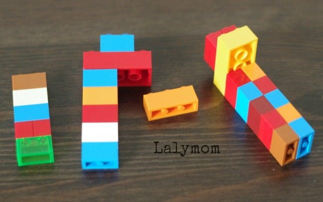 LEGO Photo frames tutorials