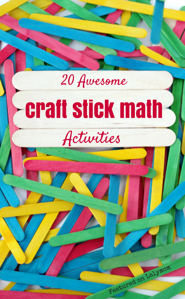 Childrens Crafts Idea Popcicle Sticks
