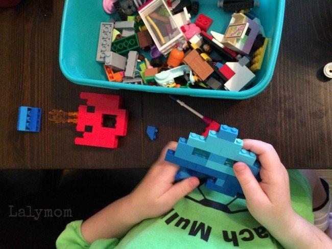 LEGO Build Ideas - LEGO Emotions Station