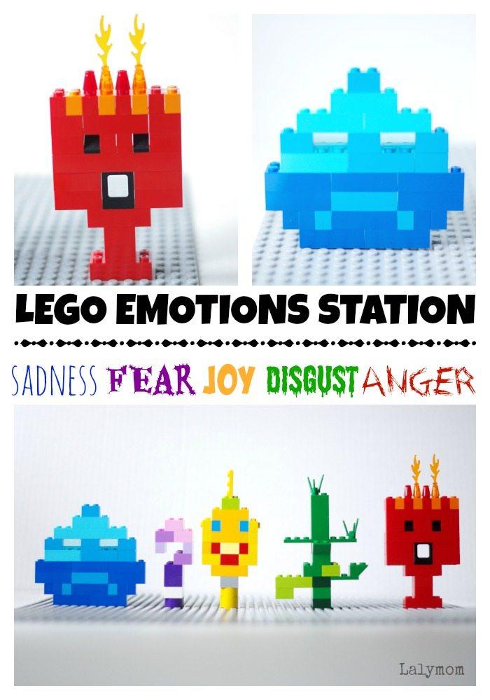 LEGO Build Ideas – LEGO Emotions Station