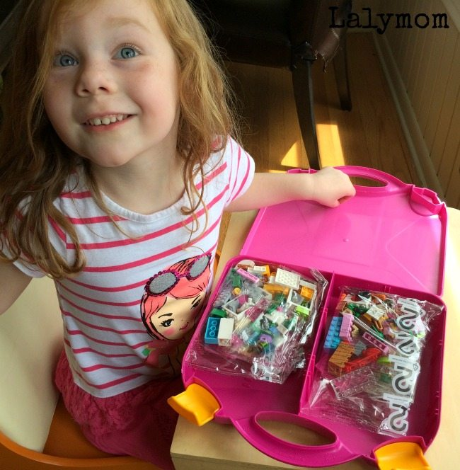 The Pure Joy of Opening a New Toy- LEGO JUNIORS Supermarket Suitcase