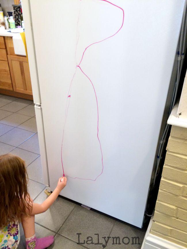 Life Size ABCS! Gross Motor Alphabet Activities for Kids