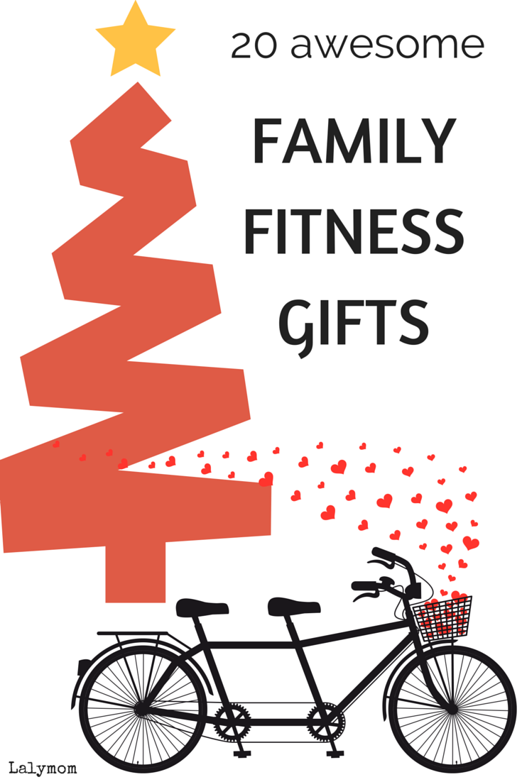 20 Awesome Family Fitness Gifts