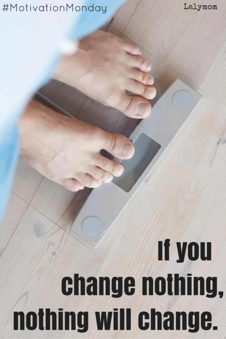 "Super list of health and fitness motivation quotes - ""If you change nothing, nothing will change."" So True!"