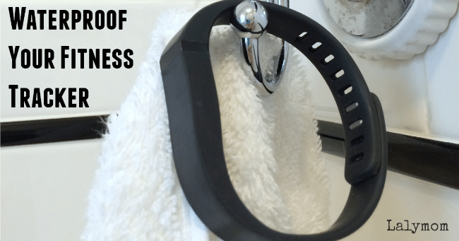 On Everything Fitbit Waterproof your FItbit or other Fitness Tracker