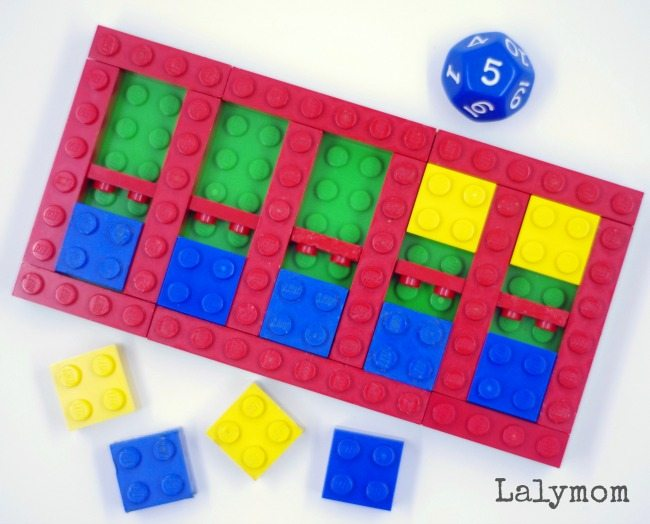 LEGO Ten Frames Games