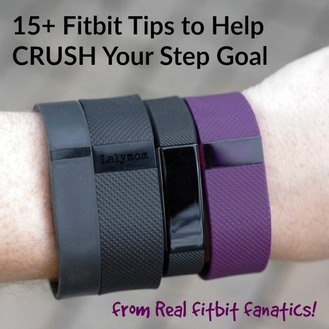 15+ Fitbit Tips to Help CRUSH Your Steps Goal