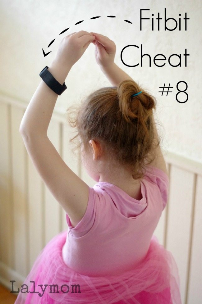 21 Epic Fitbit Cheat Ideas to CRUSH Your Friends! I'm totally trying #3 today!