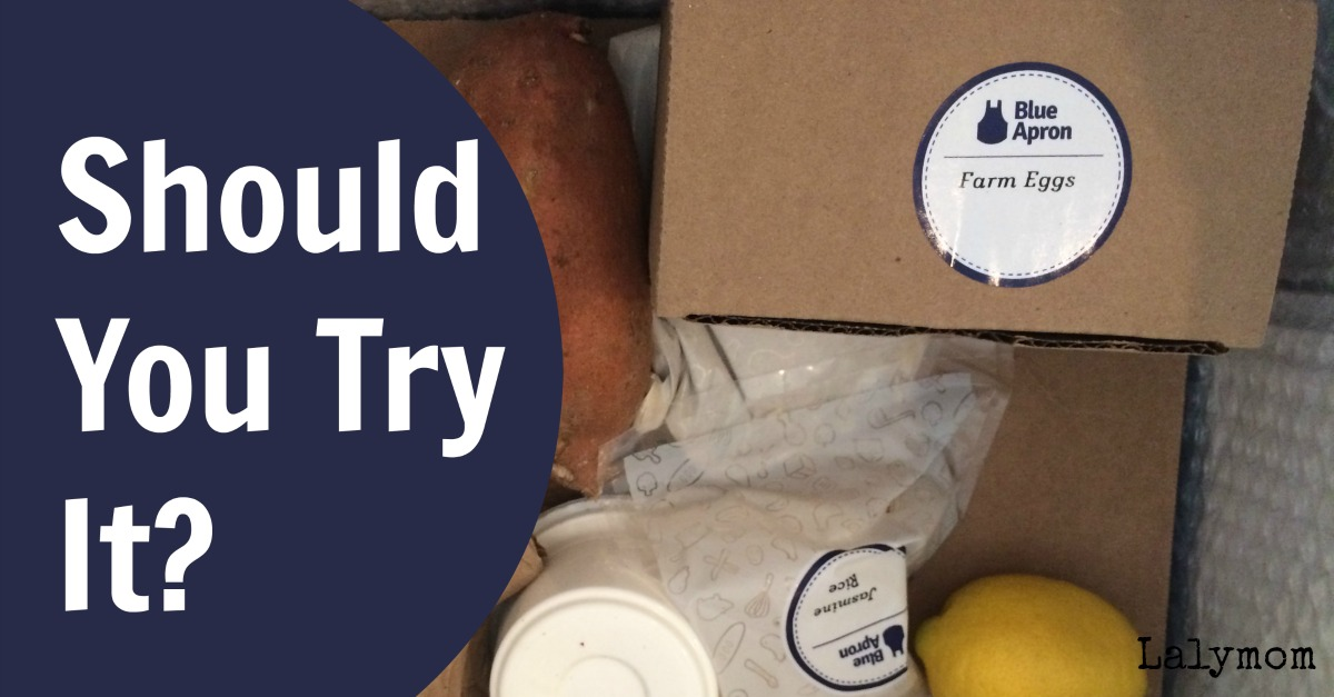 Review of Blue Apron - 7 Reasons to Try it And One Reason Not To.
