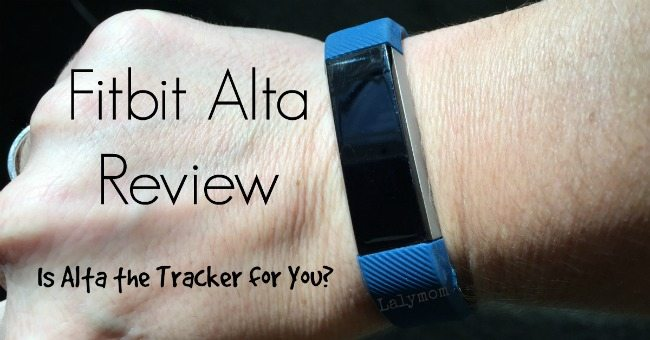 Full Review of Fitbit Alta