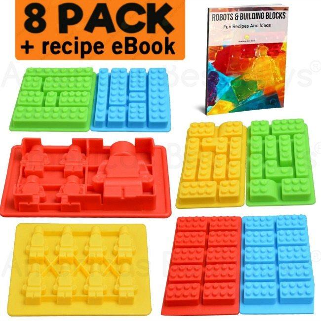 Lego Recipe Kit
