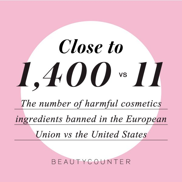 BeautyCounter Has No Banned Harsh Chemicals