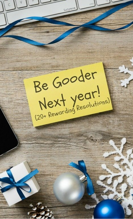 20+ Rewarding New Year's Resolutions - Ideas for personal growth