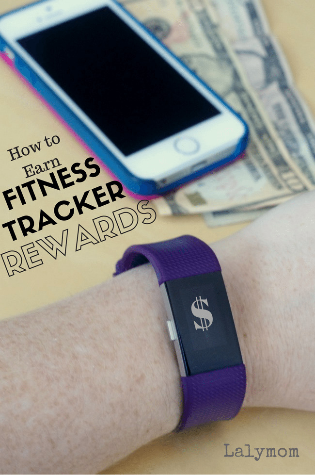 Earn money using Fitbit Reward Programs - Huge list of ways to use fitbit and other step trackers to earn money!