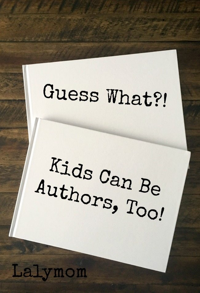 10+ Simple tips to encourage kids to be budding authors. Excellent easy ways to foster a love of writing, and ways to show kids that they too can be an author!