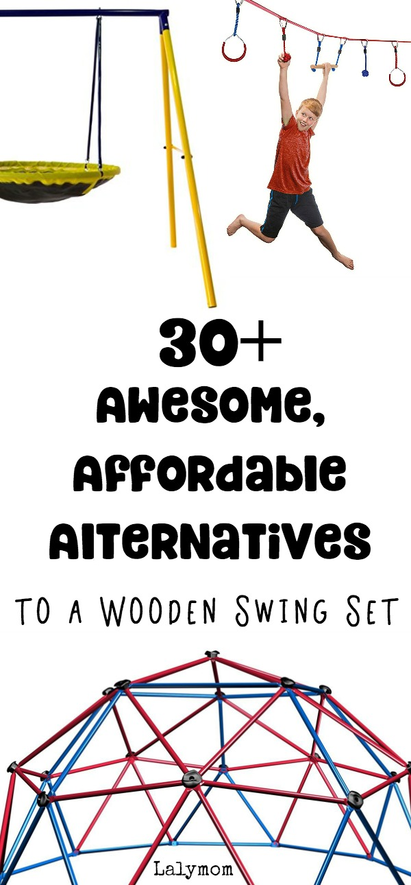 2019 The Best Metal Swing Sets And Other Alternatives To