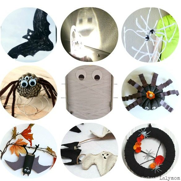 20 easy diy halloween decorations make these quick homemade halloween decorations with materials you