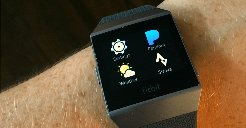 Have you seen these crazy cool features of Fitbit Ionic