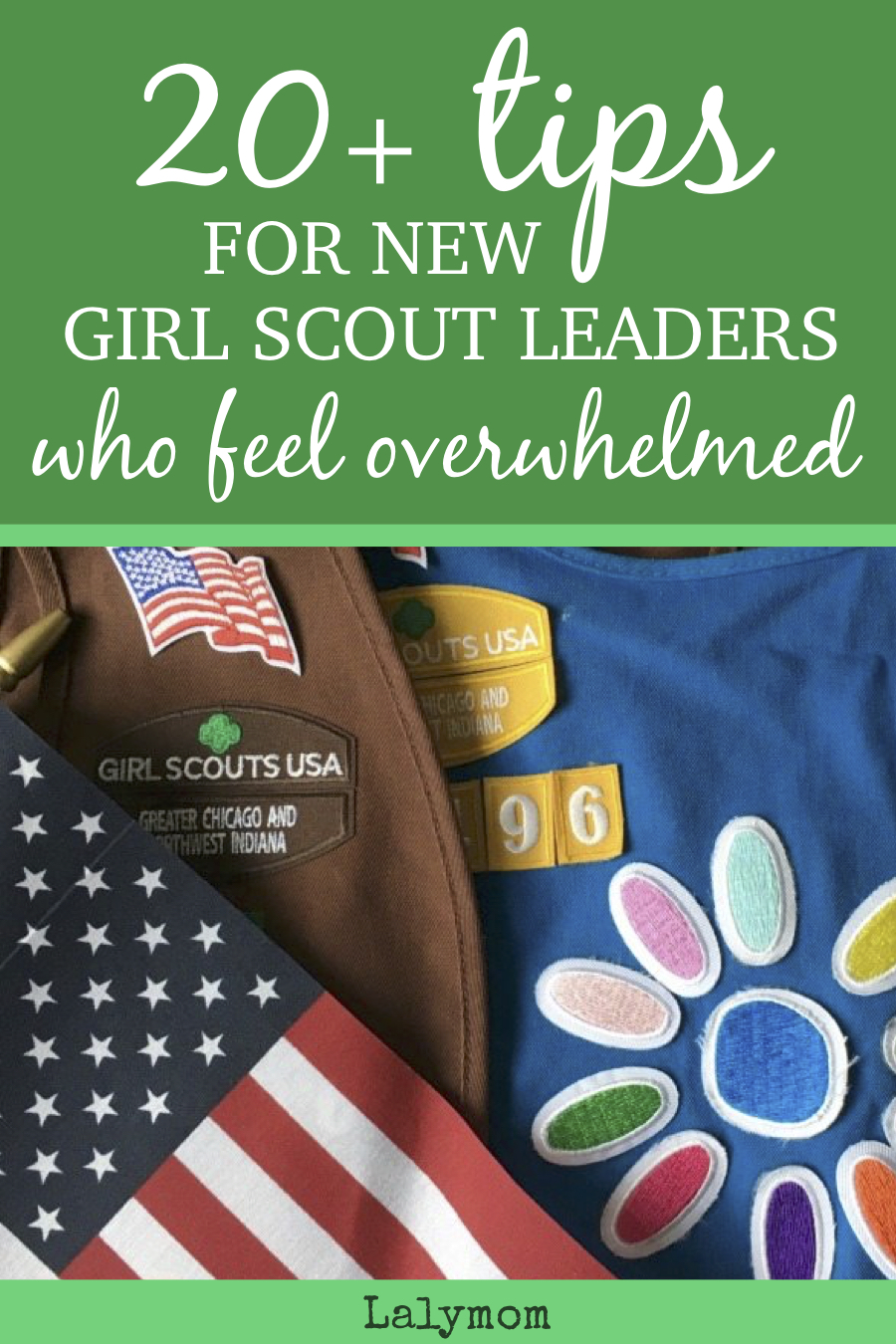 20 Tips for New Girl Scout Leaders