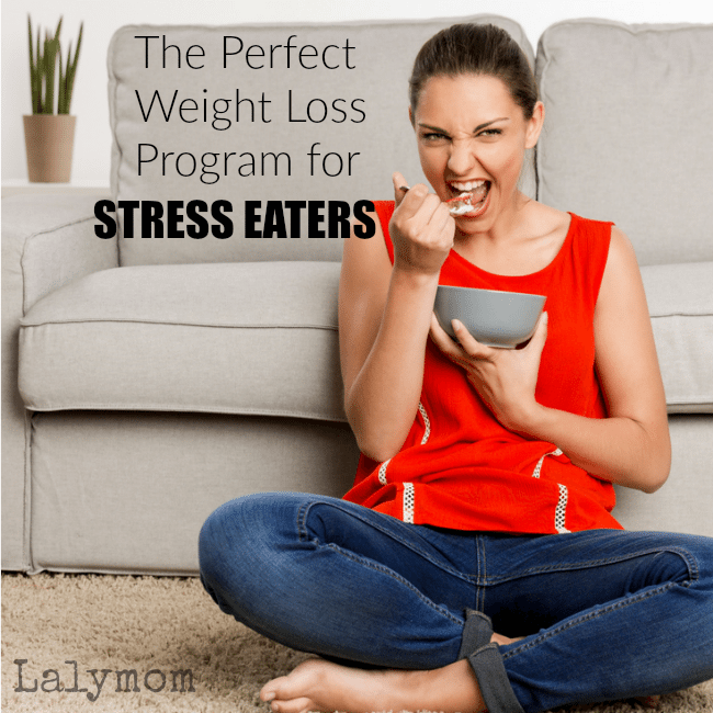 The Perfect New Weight Loss Program for Stress Eaters