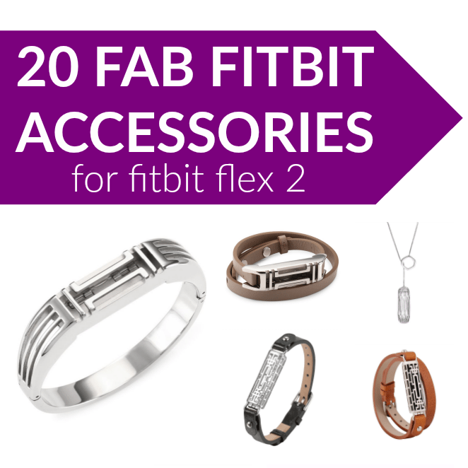 Replacement Bands and fashion accessories for Fitbit Flex 2