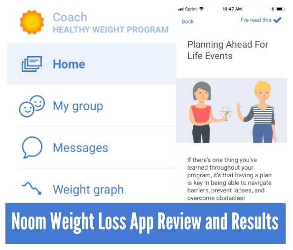 2018 noom review pros and cons of noom weight loss app
