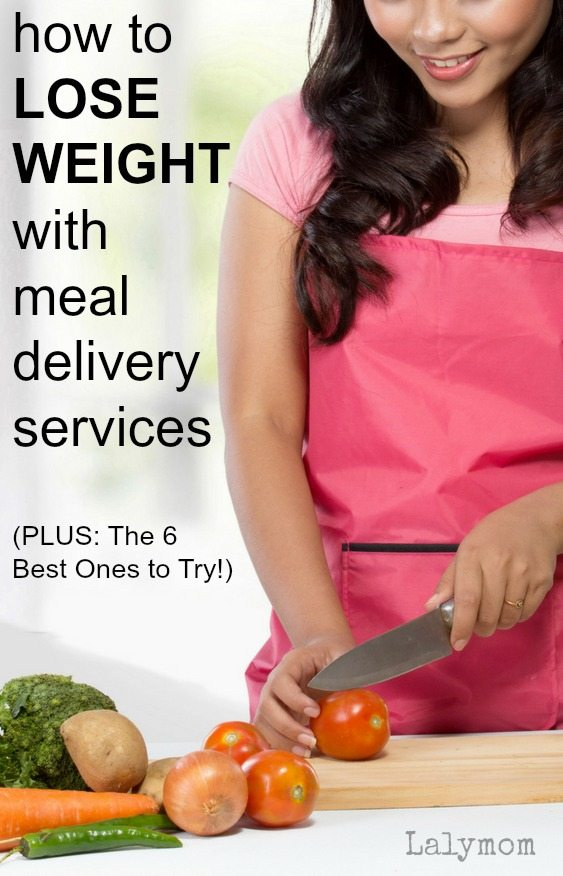 How to use meal delivery services to lose weight (plus the 6 best ones to try!) #weightloss #cooking #healthyeating