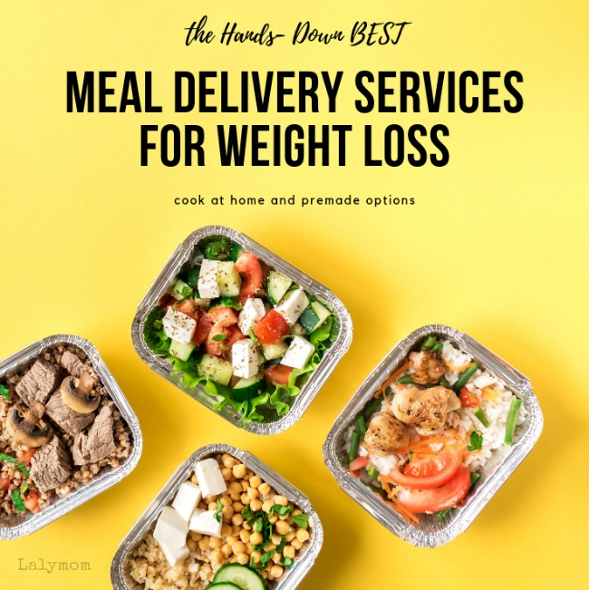 2018 The Best Meal Delivery Services For Weight Loss