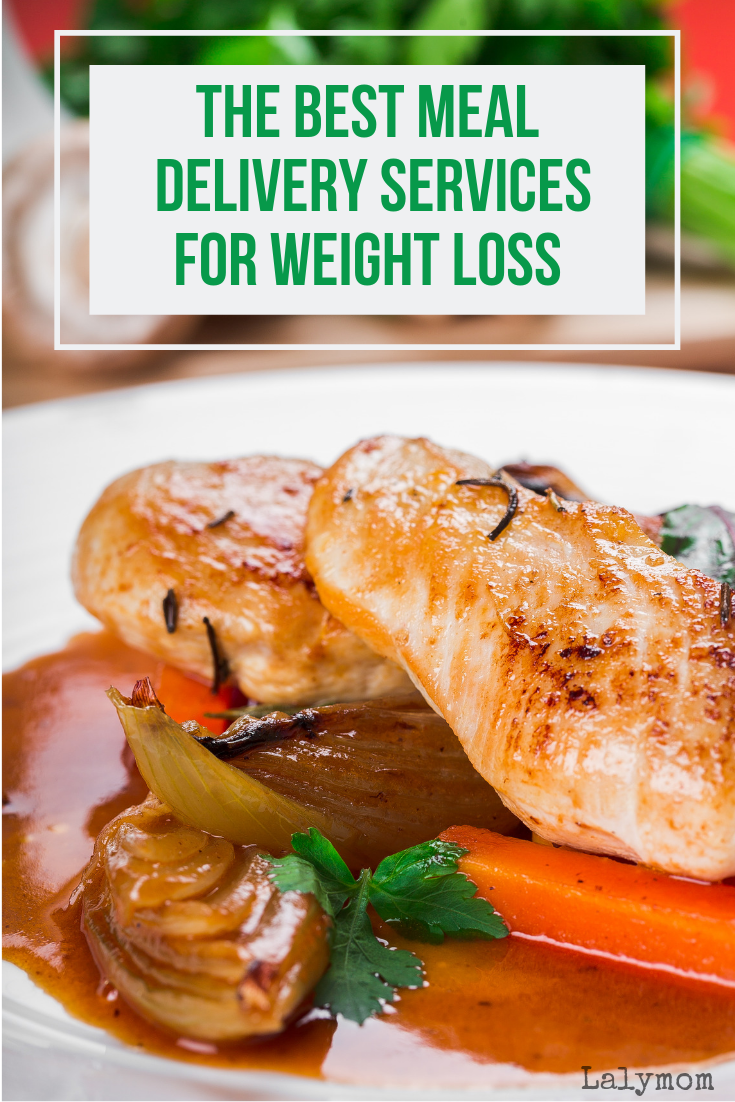 The Best Meal Delivery Services for Weight Loss #mealdeliverykits #mealdeliveryservice #weightlosstips