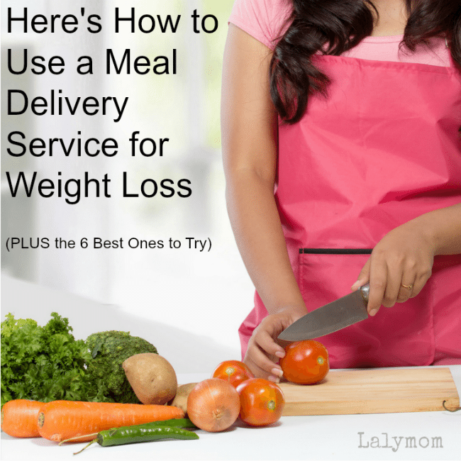 Weight Loss Tips for Using a Meal Delivery Service