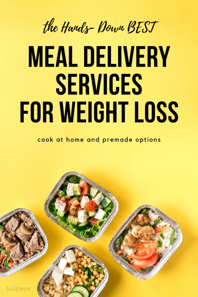 2018] The BEST Meal Delivery Services for Weight Loss