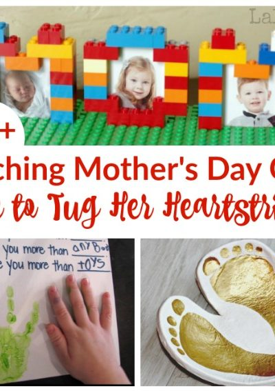 20+ Touching Mother's Day Gifts Sure to Tug at her Heartstrings