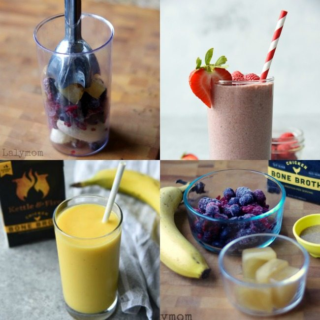 15+ Healthy Bone Broth Smoothie Recipes to Make in a Flash