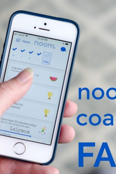 Frequently asked questions about Noom Weight Loss Coach app - What is Noom, Is Noom Worth it, and more! #weightloss #app #noom #noomcoach #healthyliving #cleaneating