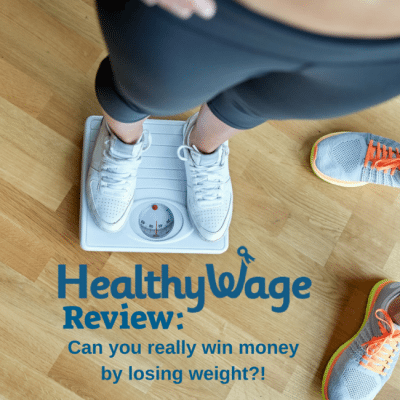 HealthyWage Review Can you really win money for losing weight