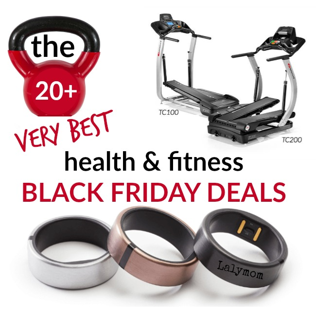 2018 Best Black Friday Health Fitness Deals Lalymom