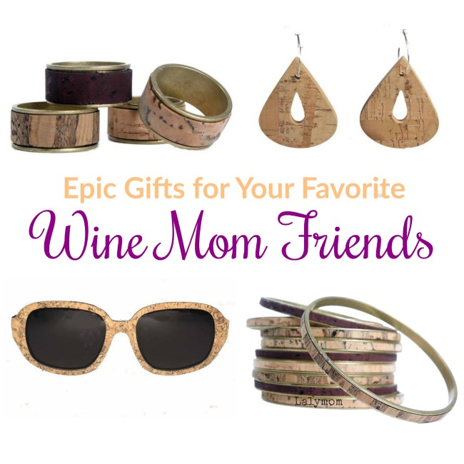 Cool Wine Gifts for Wine Lover - Cork Accessories, Wine T-shirts, Wine Bottle and more