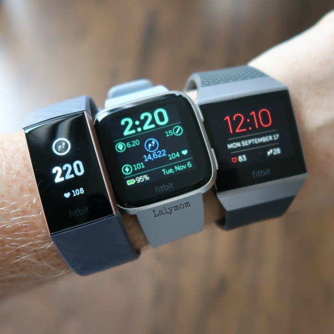 Fitbit Versa Vs. Fitbit Ionic Vs. Fitbit Charge 3 - Which one is best for you