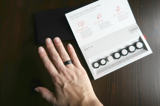 How to get the right size Motiv Ring