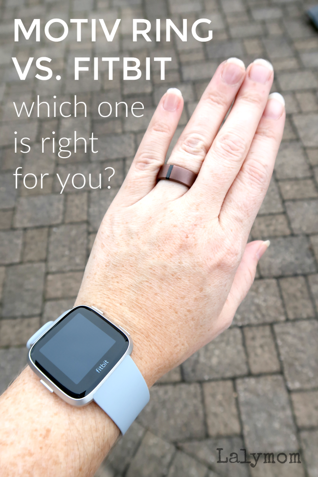 Motiv Ring Vs. Fitbit - Which fitness tracker is right for you