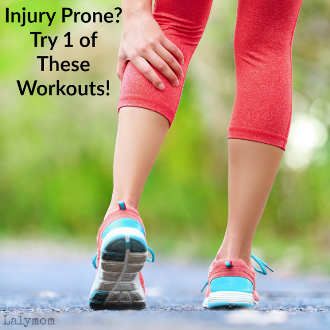 Injury Prone? Try one of these Workouts