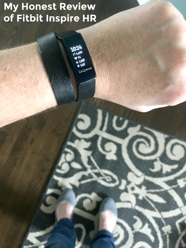 Fitbit Inspire HR Review - How Does it Measure Up to Other