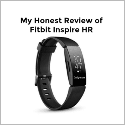 An honest review of the Fitbit Inspire HR