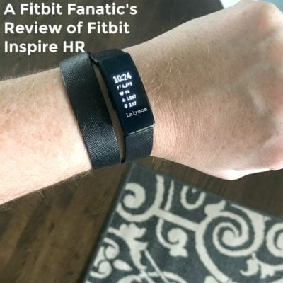 Fitbit Inspire HR with Double Leather Wrap Band, see how it measure up to previous Fitbits and it it's worth the money